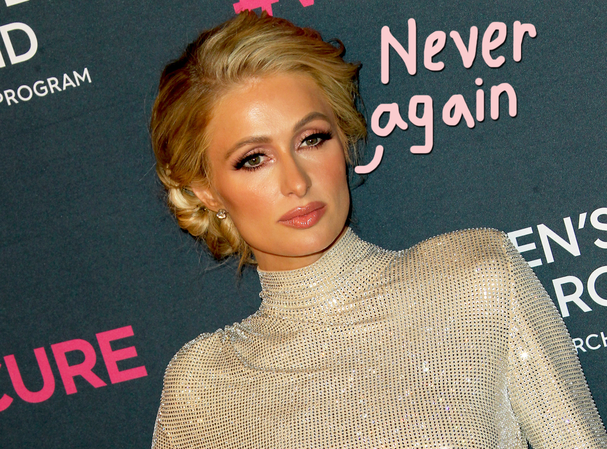 Paris Hilton Testifies About Boarding School Abuse Before Utah Senate: 'I Was… Stripped Of All My Human Rights'