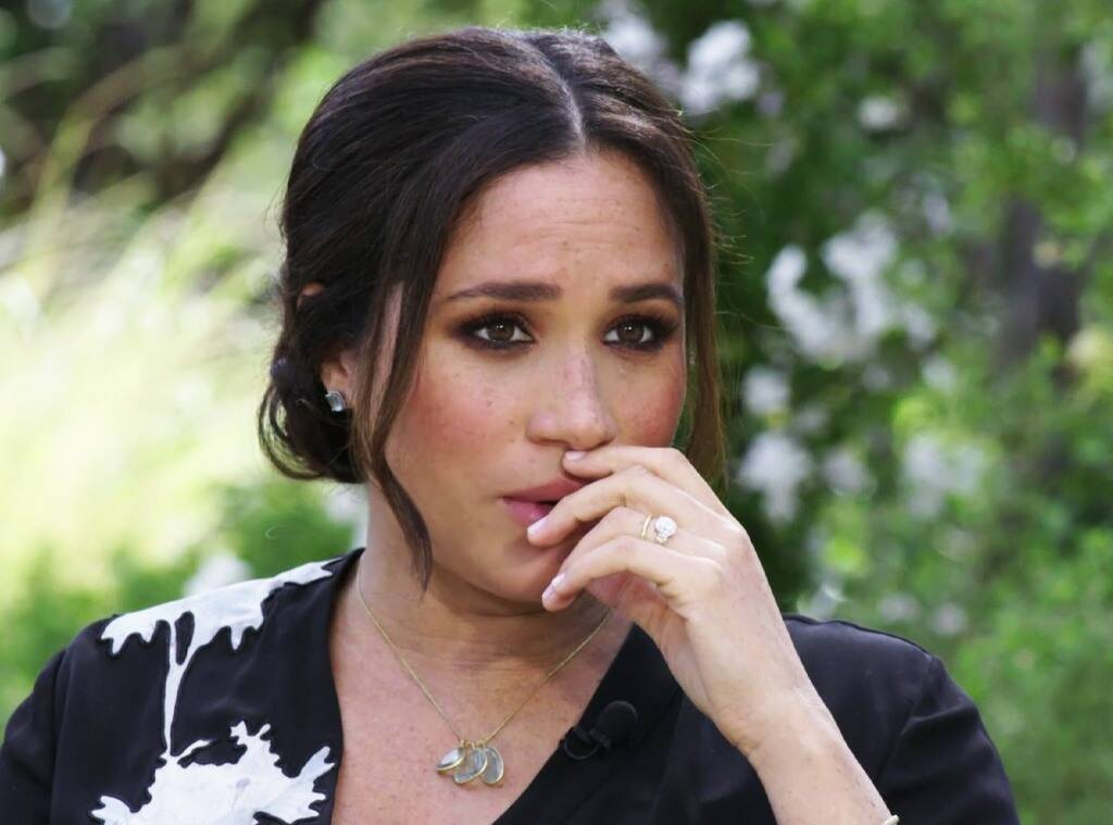 Meghan Markle Opens Up About Having Suicidal Thoughts And Receiving No Help At The Palace!