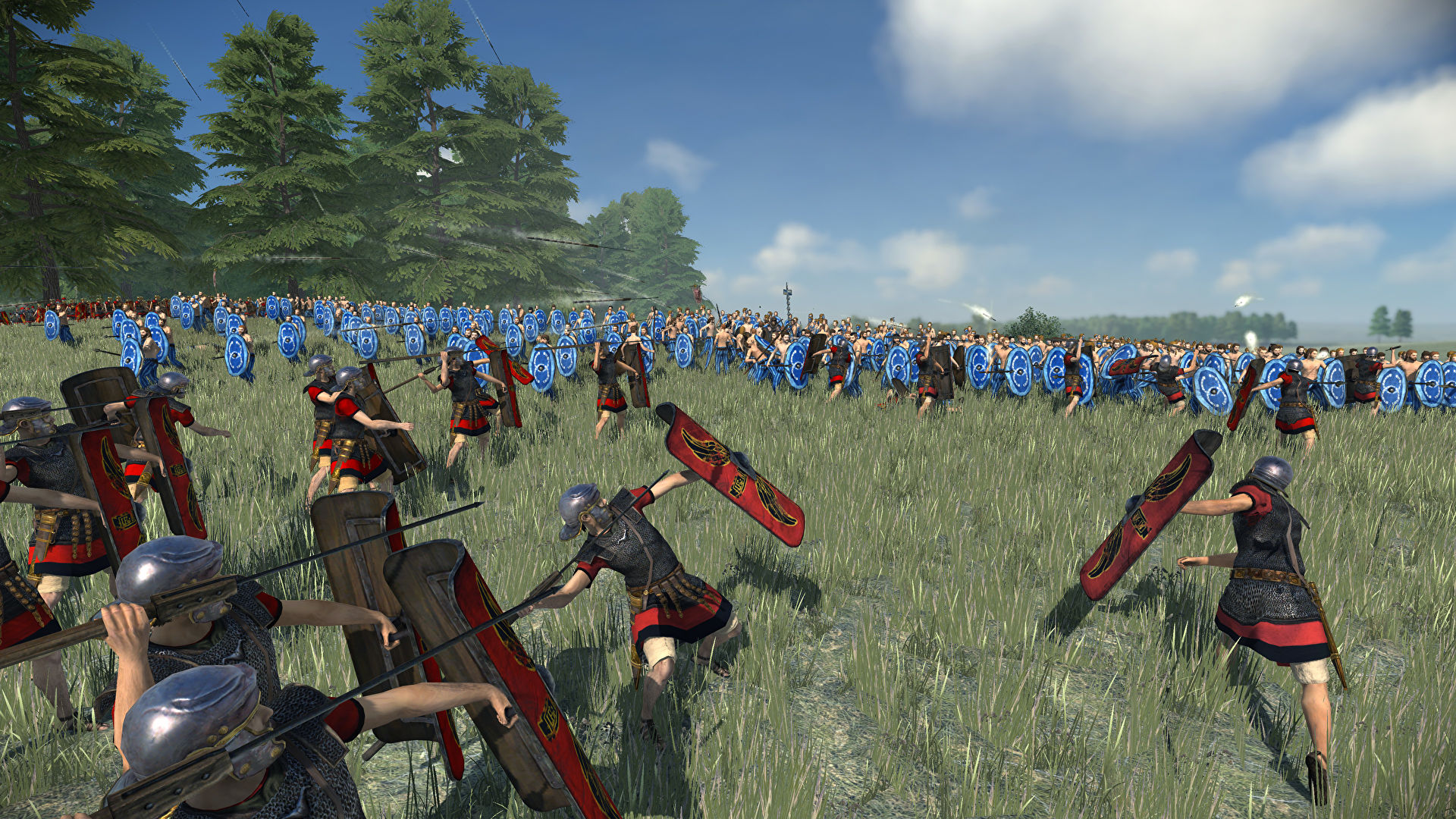 Total War: Rome Remastered announced, coming in April
