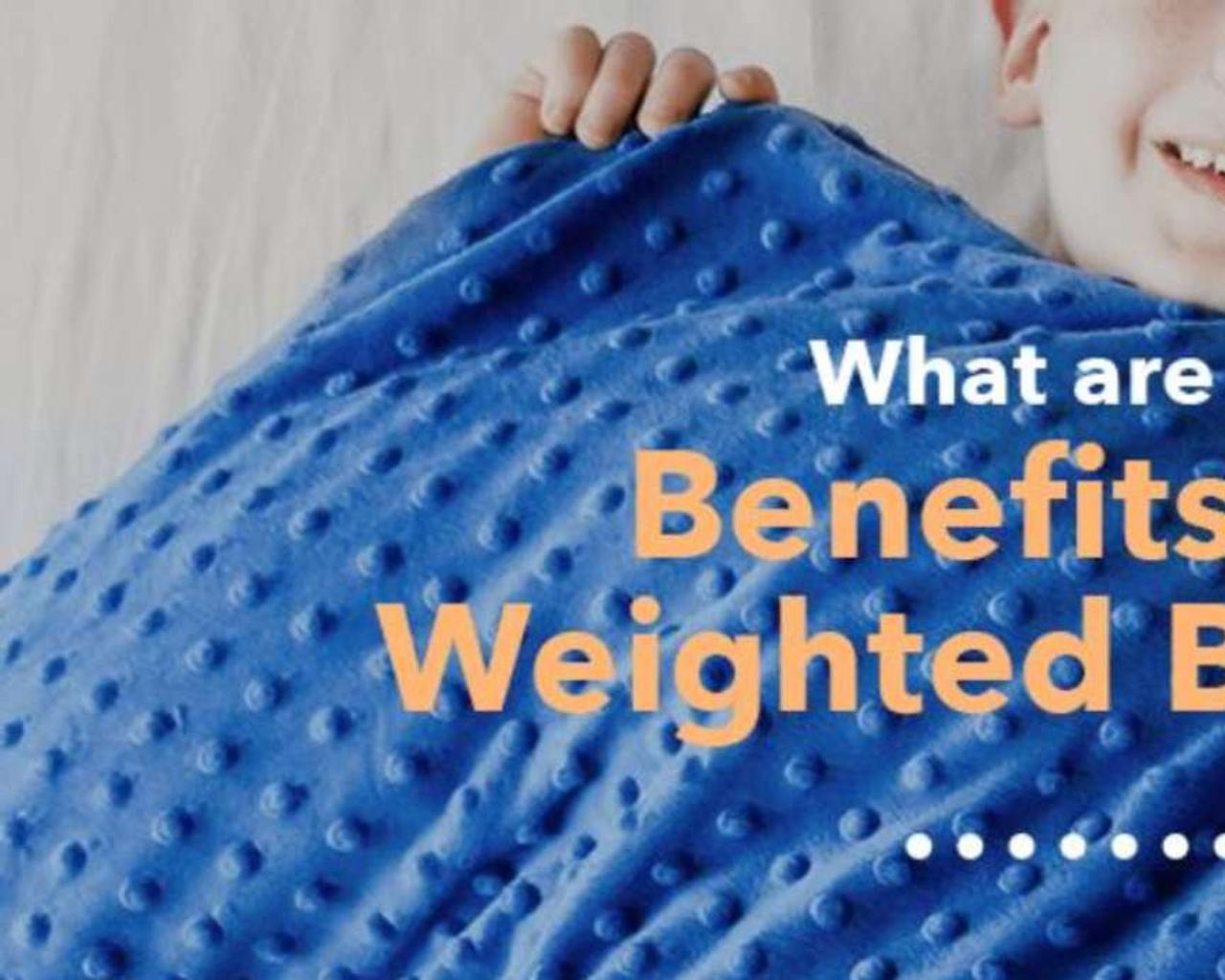 Weight blankets can be a valuable tool to combat insomnia.
