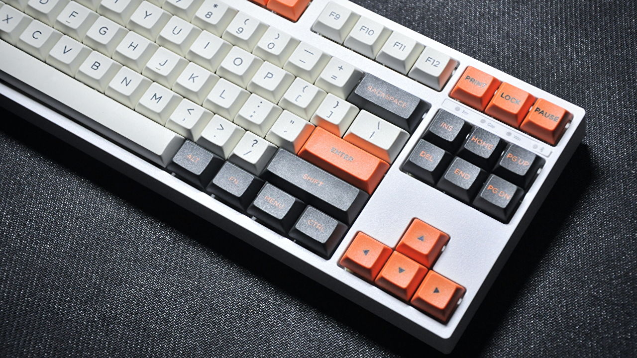 I think I have escaped the mechanical keyboard clickscape