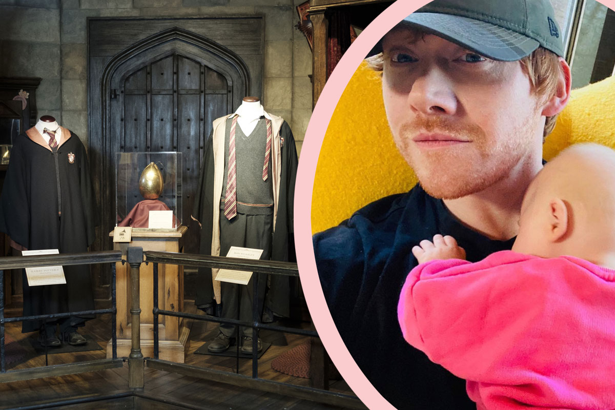 Rupert Grint Recalls 'Suffocating Experience Of Filming Harry Potter For An Entire Decade!