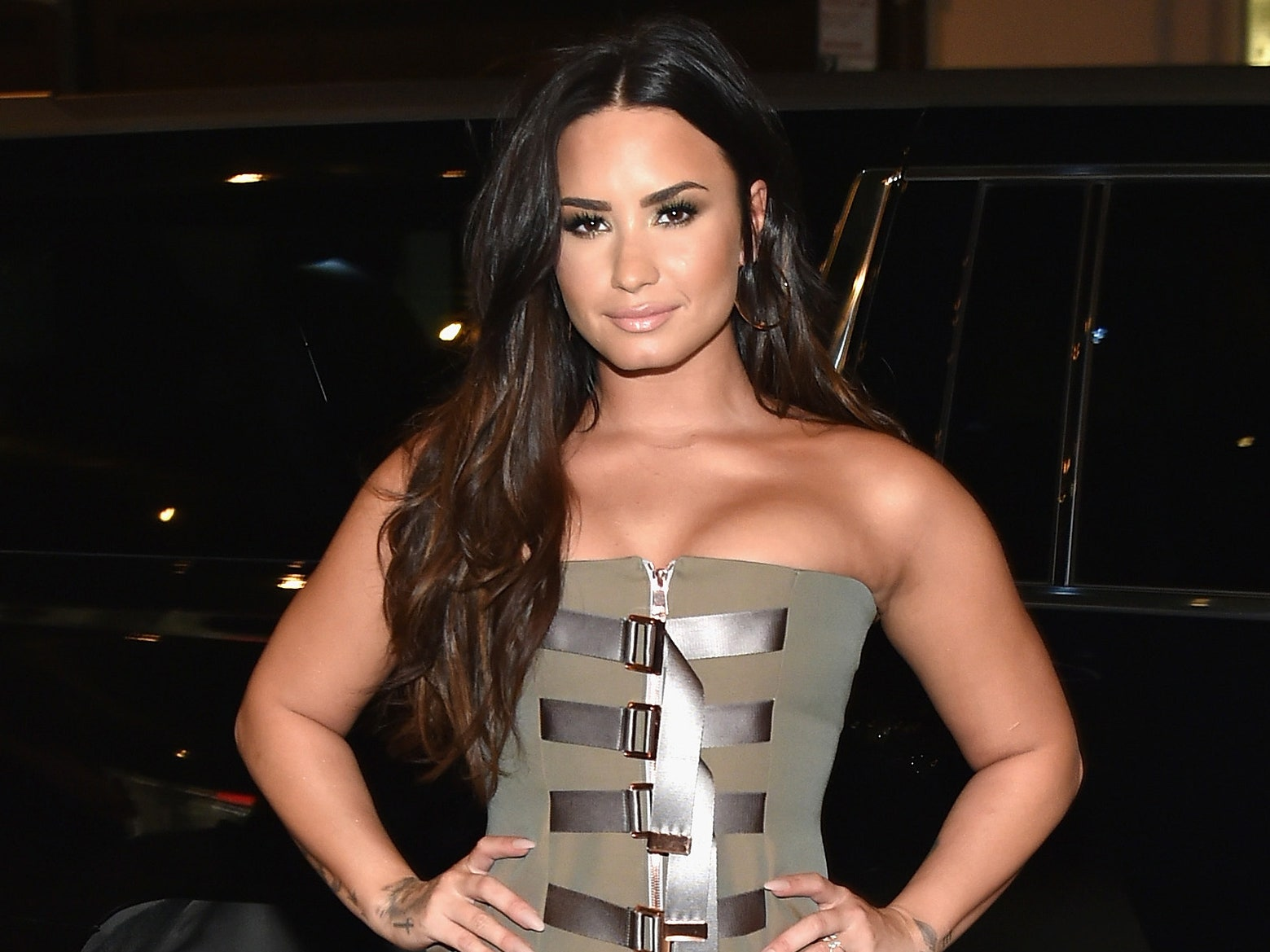 Demi Lovato Talks About Her Near Death Experience