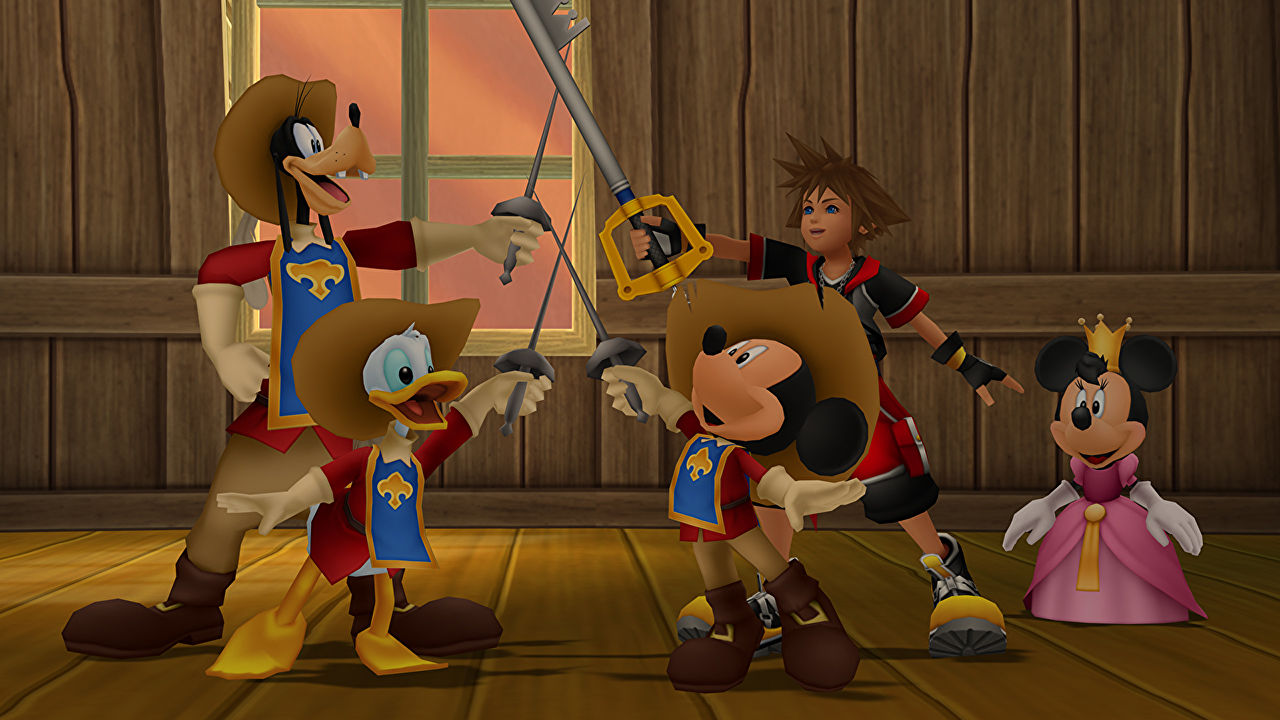 Kingdom Hearts should have been my GOAT