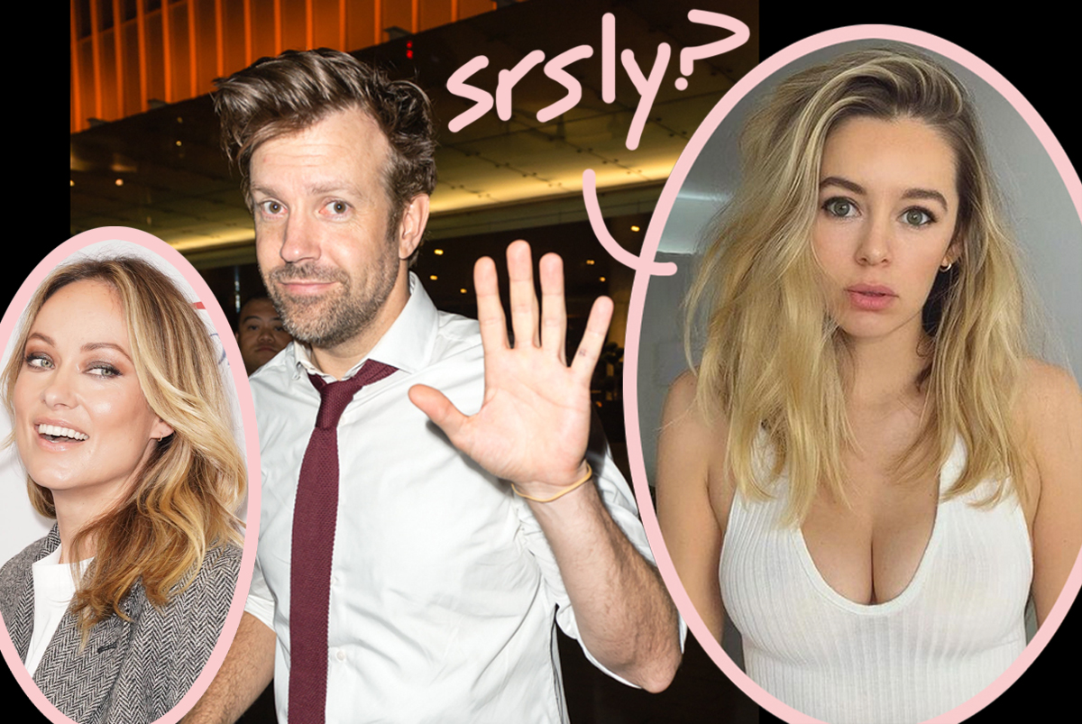 Jason Sudeikis Still Too 'Heartbroken' Over Olivia Wilde To Date Keeley Hazell -- Despite Even MORE Evidence?!