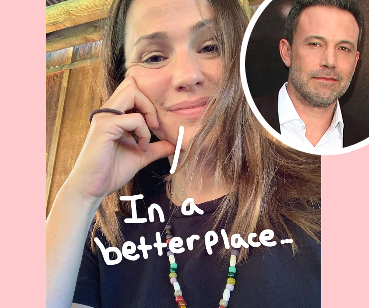 Jennifer Garner Opens Up About Difficult Split From Ex-Husband Ben Affleck & How It Had Affected Her Children