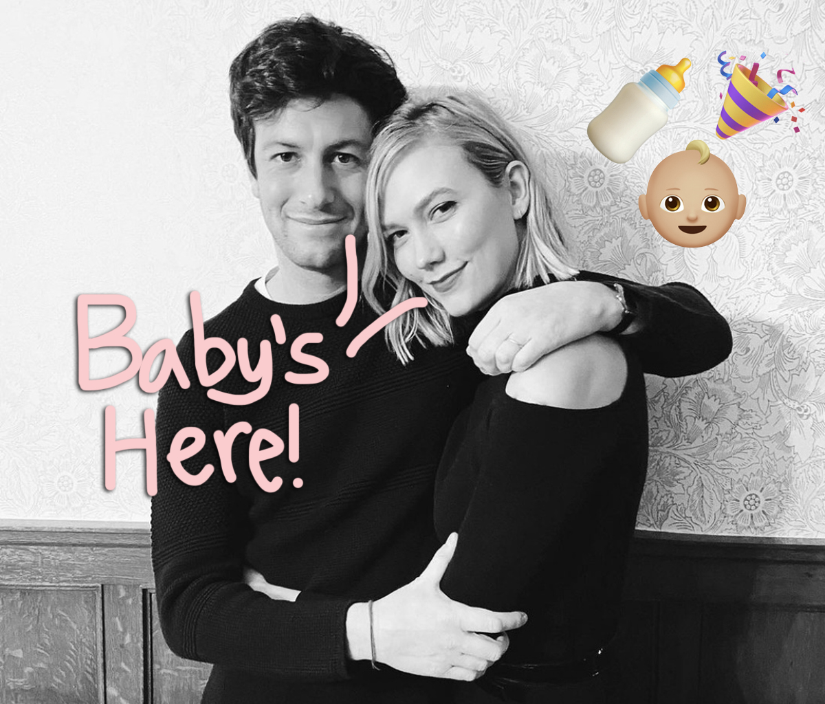 Karlie Kloss & Joshua Kushner Welcome Their First Child Together — See The Pic!