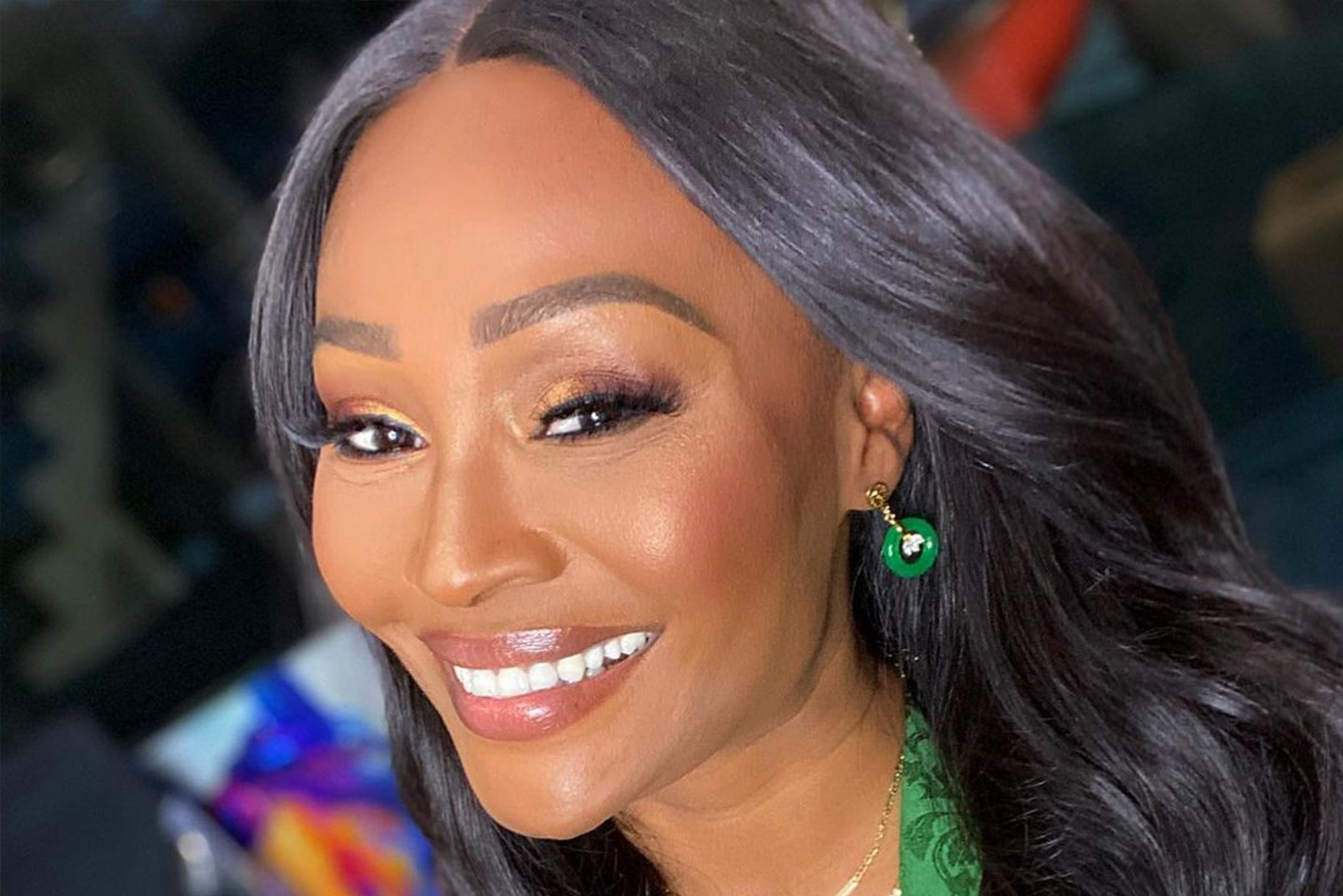 Cynthia Bailey Continues To Blow Fans' Minds With New Pics Following Her 54th Birthday