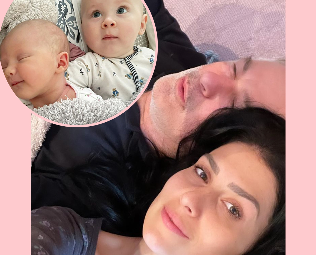 Hilaria Baldwin Opens Up About Welcoming Surprise Sixth Child After Suffering A Miscarriage