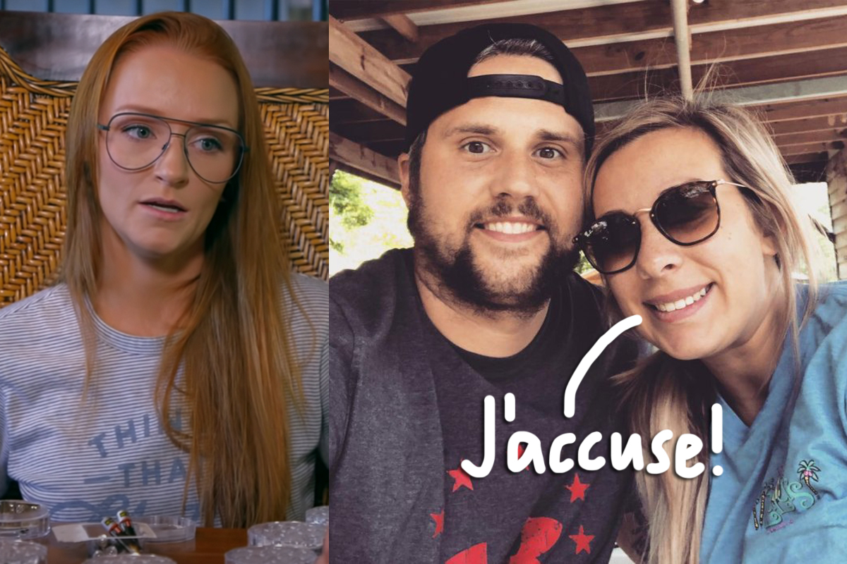 Ryan & Mackenzie Edwards Fired From Teen Mom OG — And They Blame Maci Bookout!