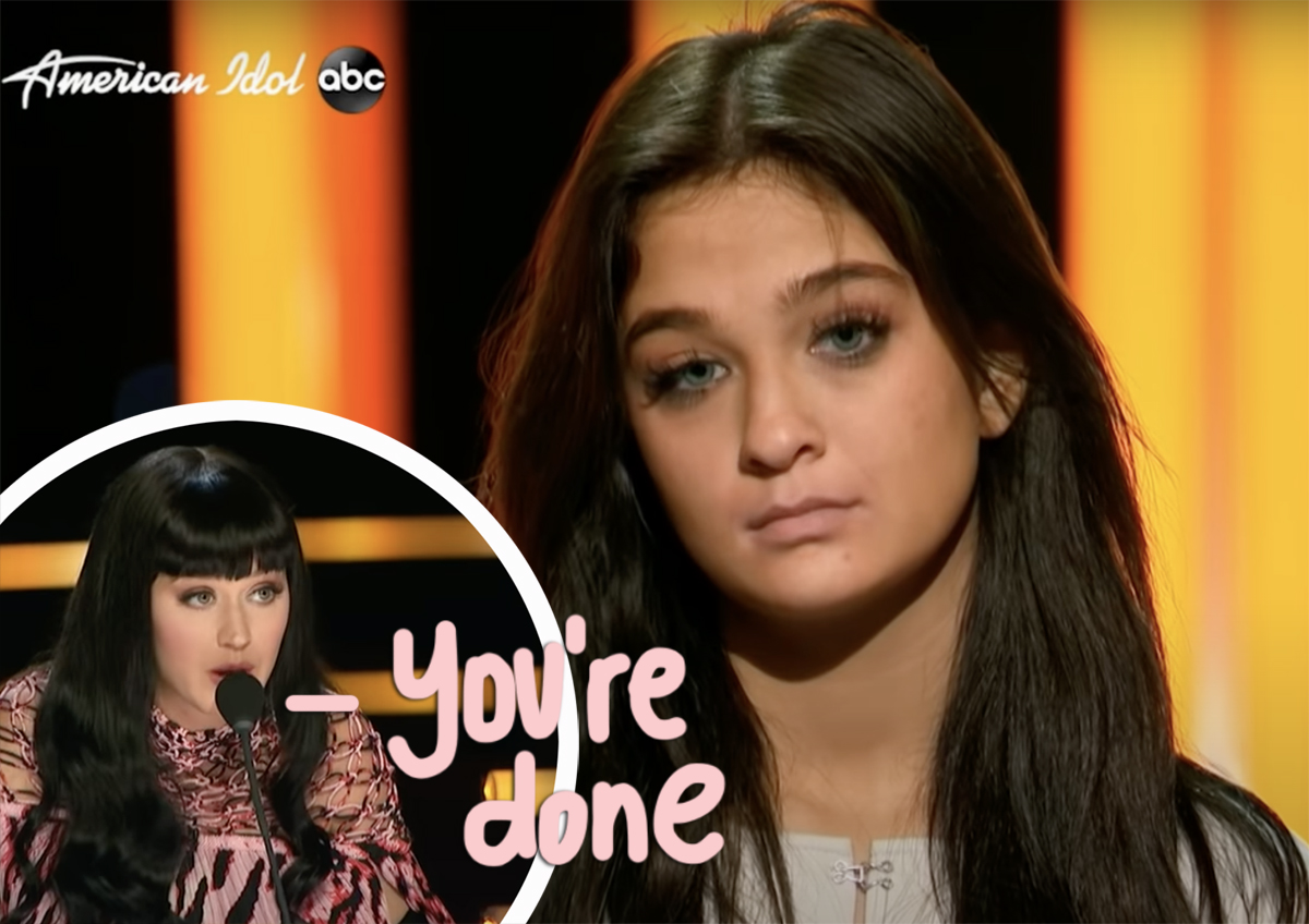 Claudia Conway Eliminated From American Idol — But Gets Telling Advice From Katy Perry!