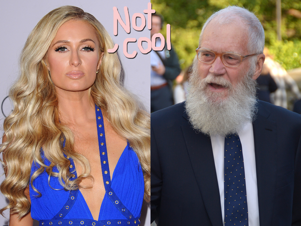 Paris Hilton Talks Resurfaced David Letterman Clip: 'He Was Just Purposely Trying To Humiliate Me'