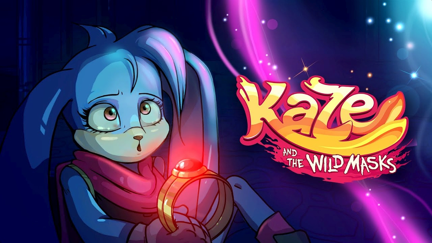 Soedesco Releases Kaze and the Wild Masks Story Trailer