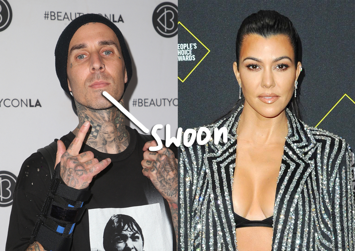 Travis Barker Gushes Over Kourtney Kardashian's Love Note & Explains Why They Work So Well!