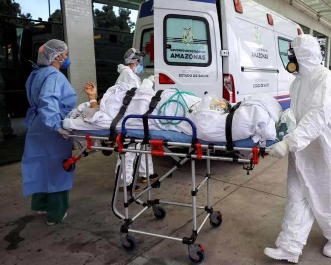 With more than 2,000 deaths a day, Brazil suffers a severe health collapse