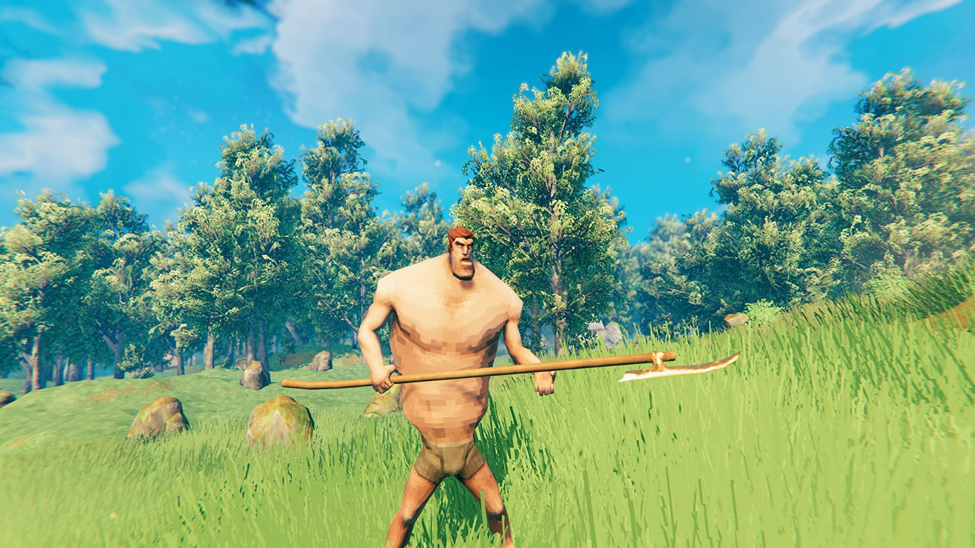 Valheim mod lets you turn your viking into a walking horror