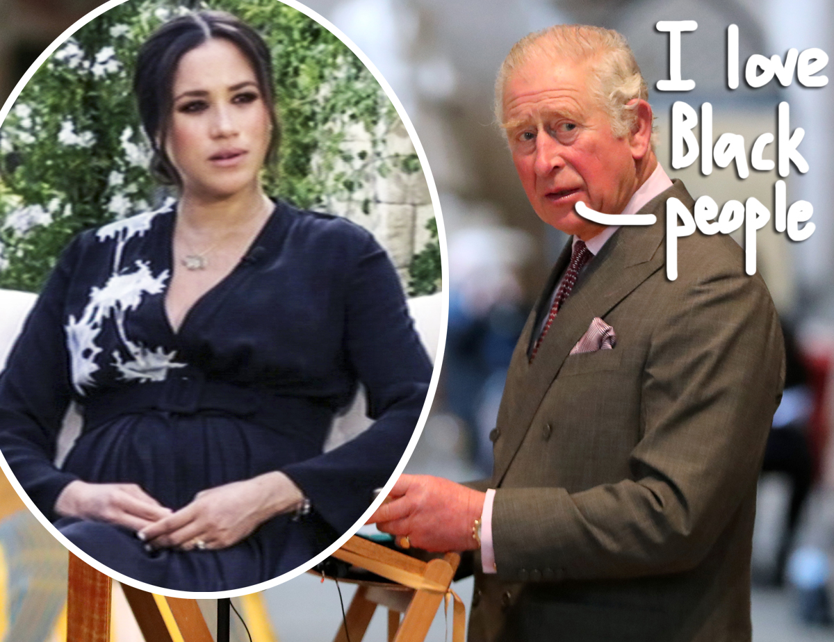 Prince Charles Poses With Black People Amid Speculation He Raised 'Concerns' About Archie's Skin Color!
