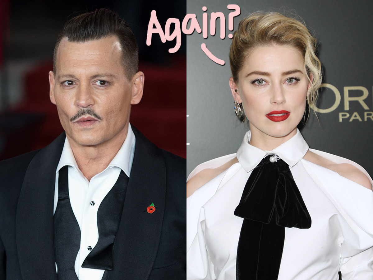 Johnny Depp Wants Retrial In UK Libel Case Because Amber Heard's Charitable Donation Was A 'Manipulative Lie'