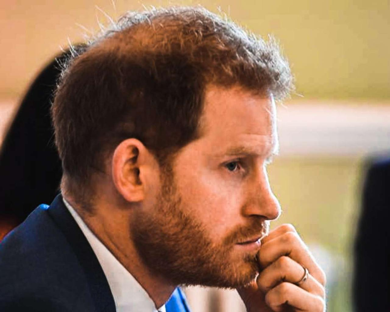 Prince Harry has a new job. File as a director of an American mental health company.