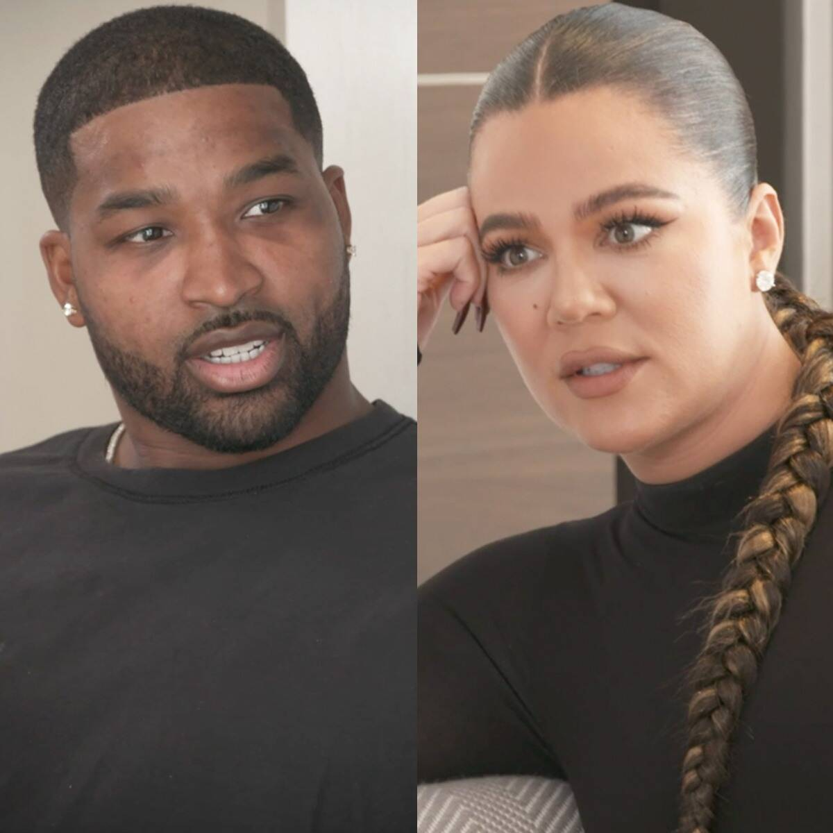 Khloe Kardashian And Tristan Thompson Talk Surrogacy In New Teaser For The Final KUWTK Season!