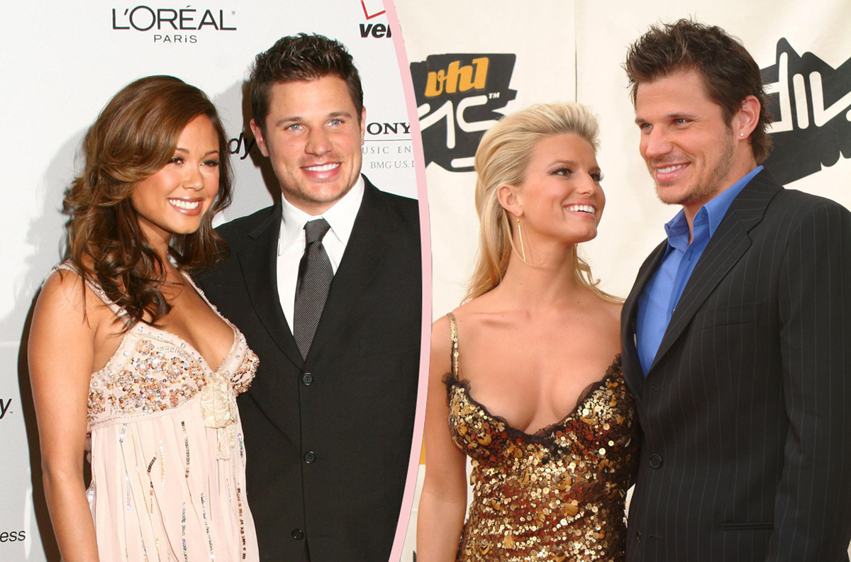 Jessica Simpson Was 'Saddened Beyond Belief' Watching Nick Lachey Move On With Vanessa!