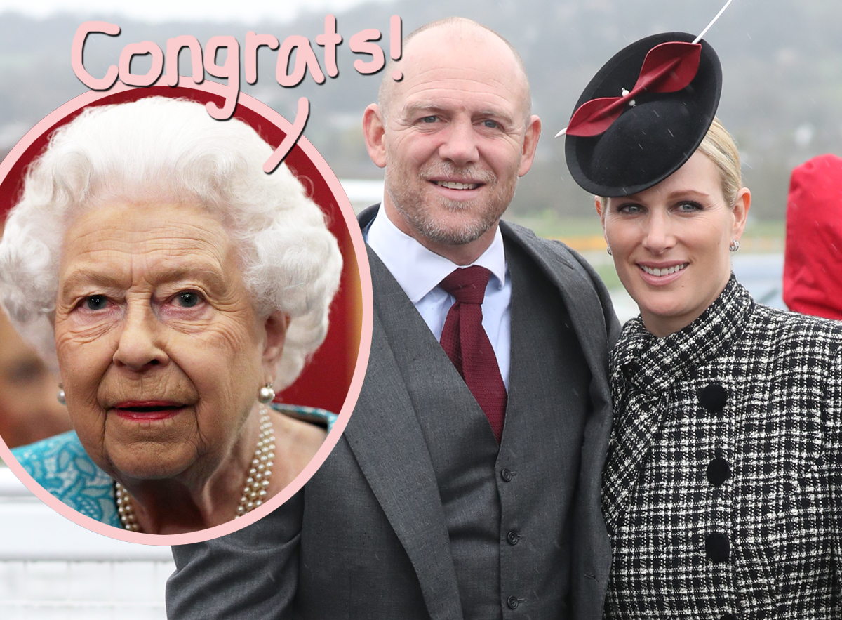 Queen Elizabeth's Granddaughter Had To Give Birth WHERE?!?