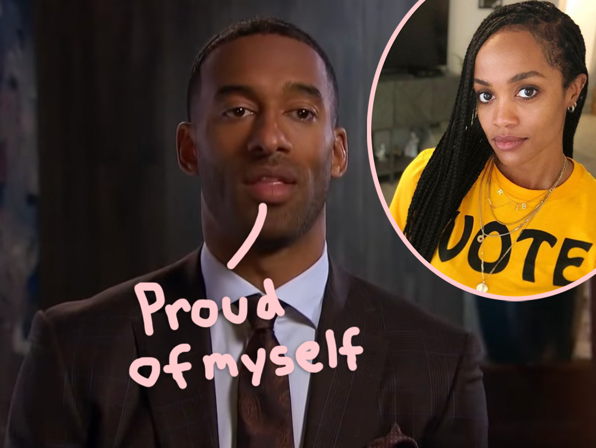 Bachelor's Matt James Opens Up About Reuniting With His Estranged Father — As Rachel Lindsay Says It Never Should Have Aired!