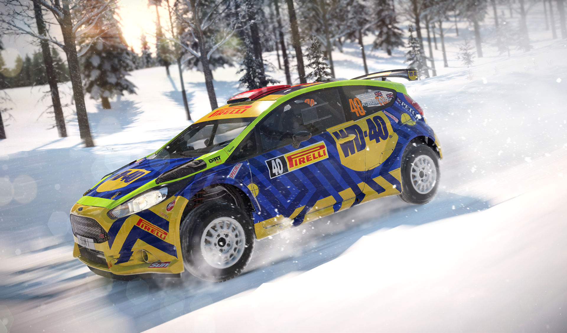 Get Dirt 4 for less than £1 in Fanatical's Spring Sale