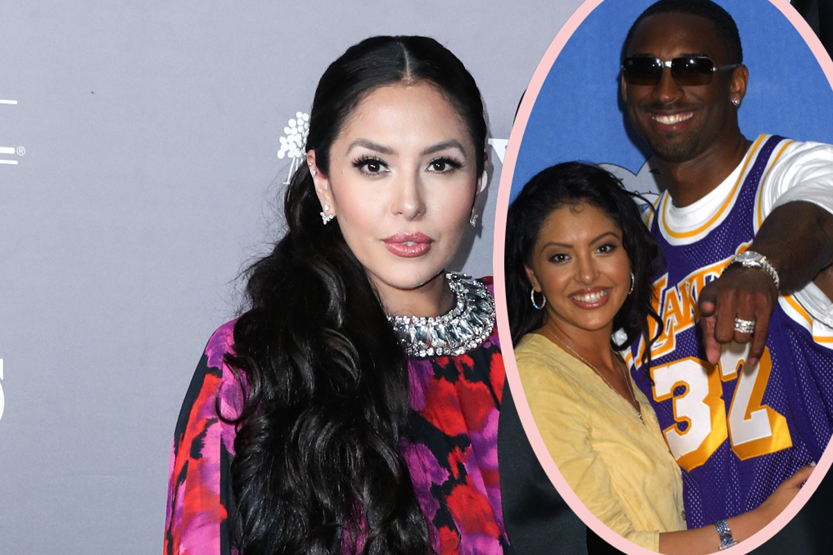 Vanessa Bryant OUTS The Cops Who Shared Kobe Pics!