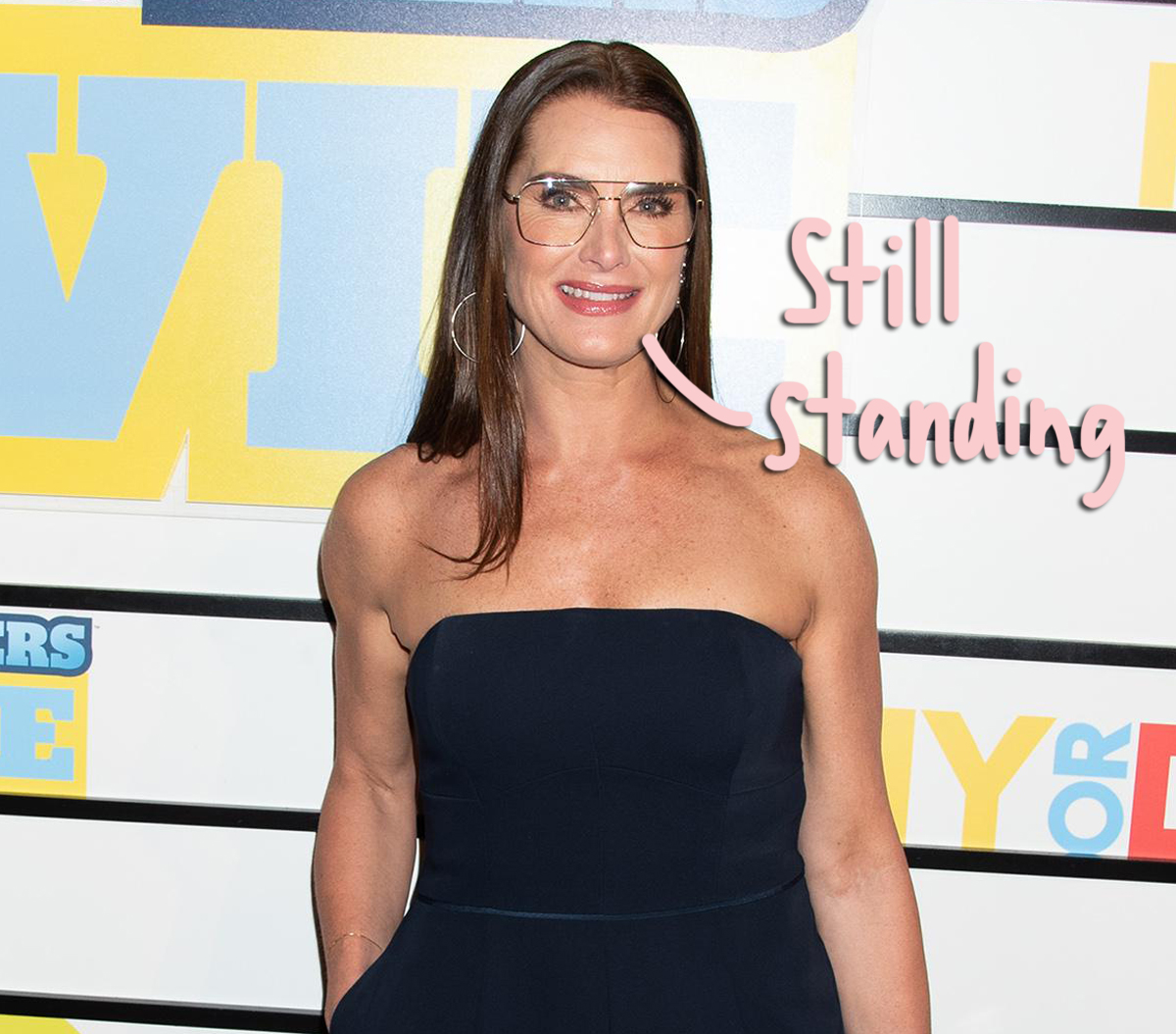 Brooke Shields Details Her Fight To Walk Again After Freak Accident!