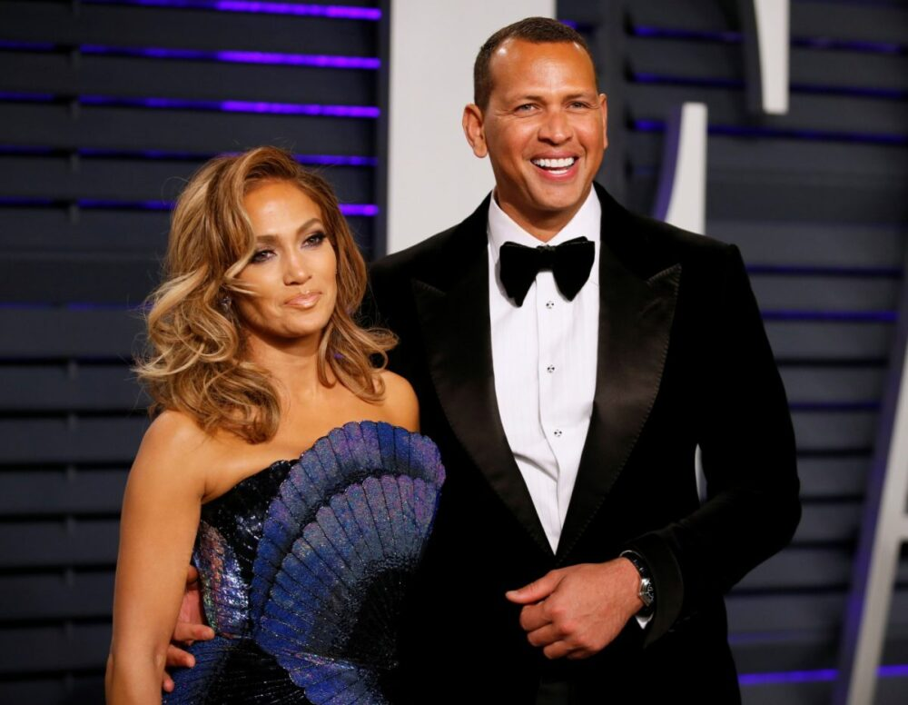 Alex Rodriguez And Jennifer Lopez Reportedly Spent The Whole Night Talking Before The News Of Their Breakup