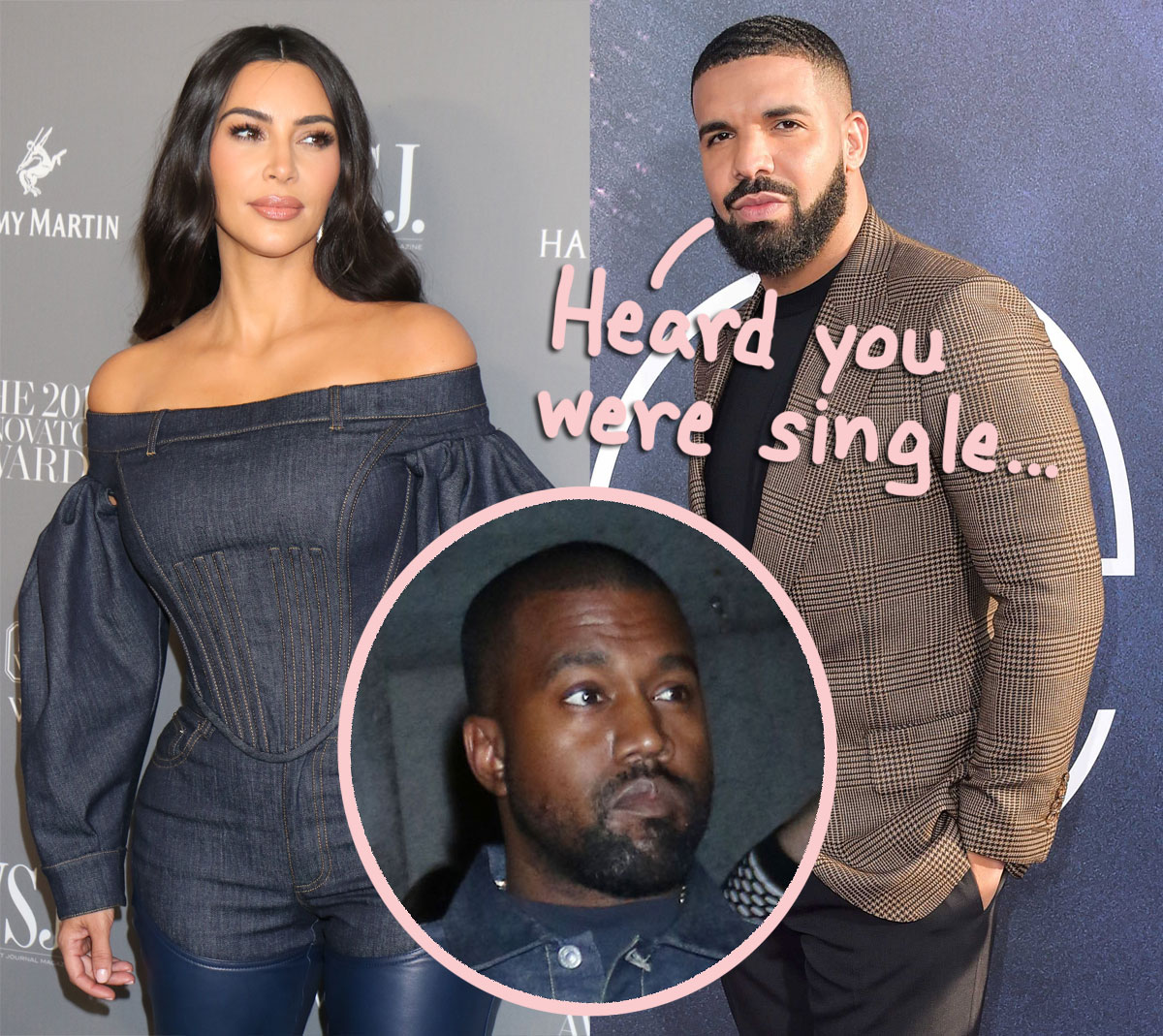 Drake Has Been Sliding Into Kim Kardashian's DMs Since Kanye Split: REPORT
