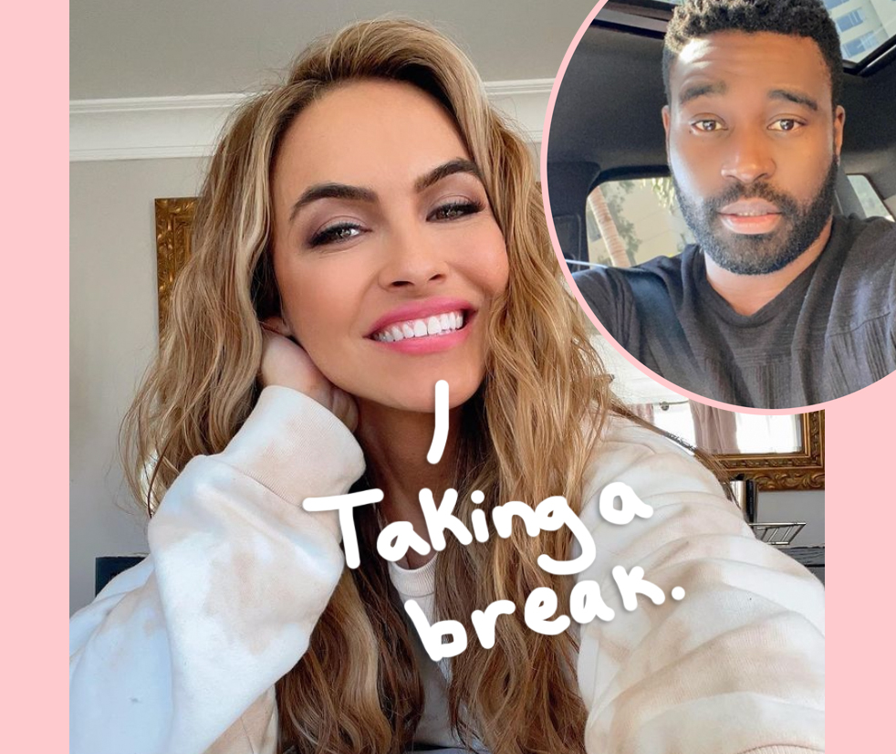 Chrishell Stause Says She's Done With All Men Following Keo Motsepe Breakup!