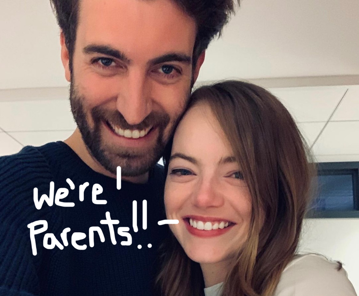 Emma Stone Has Given Birth To Her First Child With Husband Dave McCary!