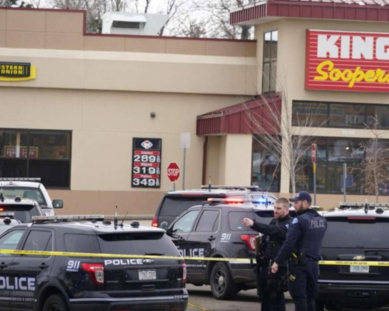 Shooting in the USA: 10 people killed in the supermarket.