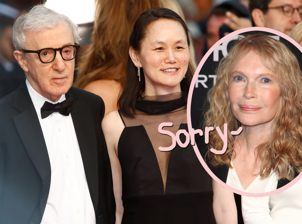 Mia Farrow Admits To 'Slapping' Daughter As Allen v. Farrow Tackles Woody/Soon-Yi Affair