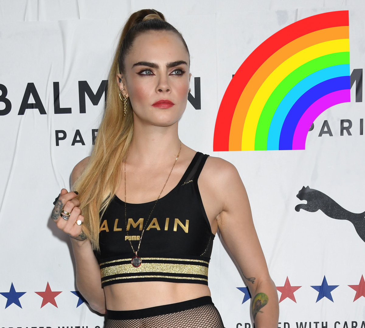 Cara Delevingne Recalls 'Suicidal' Moments Due To 'Shame' About Her Sexuality