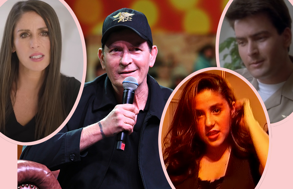 Charlie Sheen Responds To Soleil Moon Frye Spilling Deets About Their Sexual Relationship When She Was A Teen
