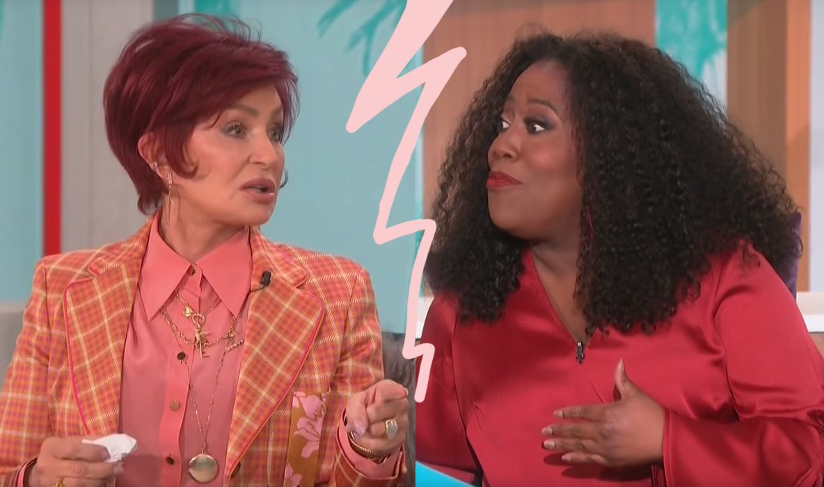 The Talk Fallout! Sharon Osbourne & Sheryl Underwood Will 'Never Share The Same Stage Again'!