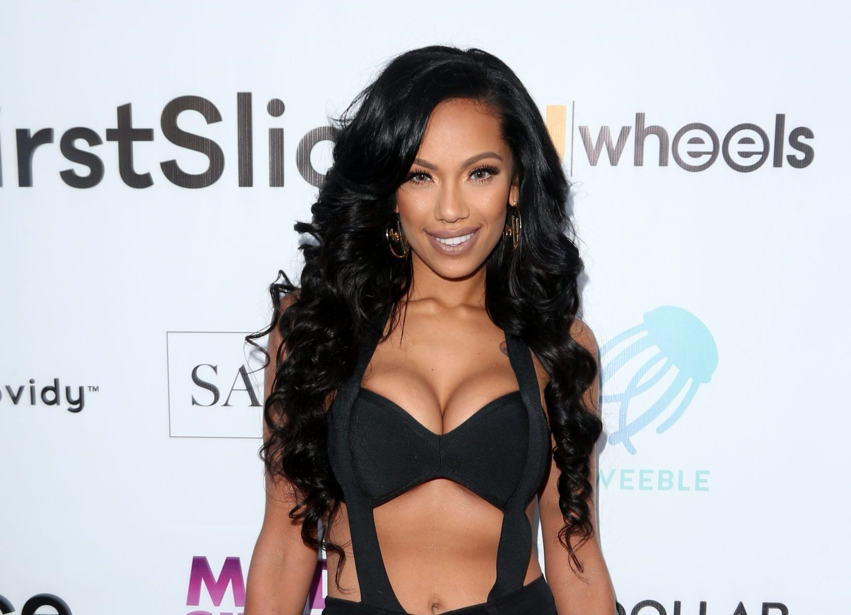 Erica Mena Blows Fans' Minds With A Massive Cleavage – See Her Daring Outfit