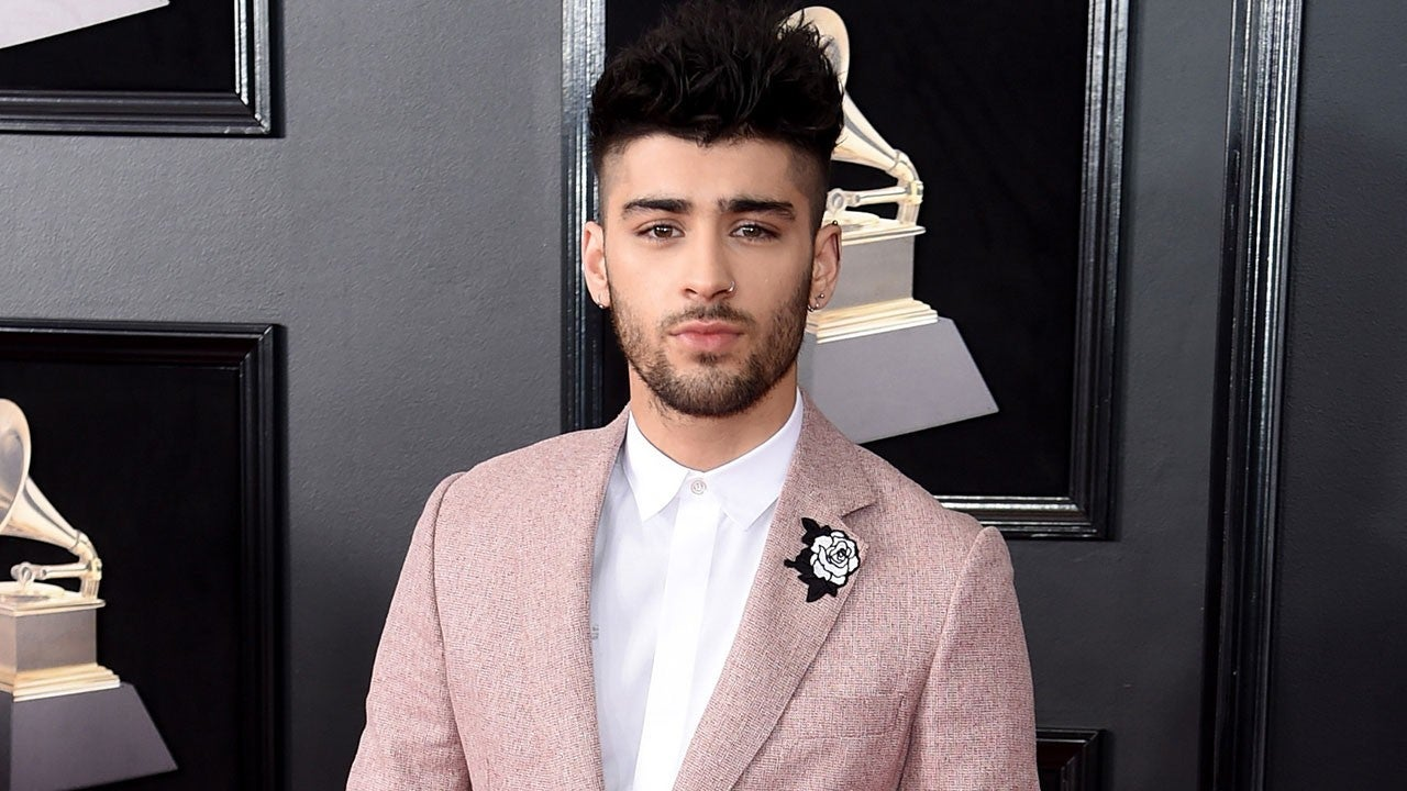 Zayn Malik Drags The GRAMMYs For Being Rigged!