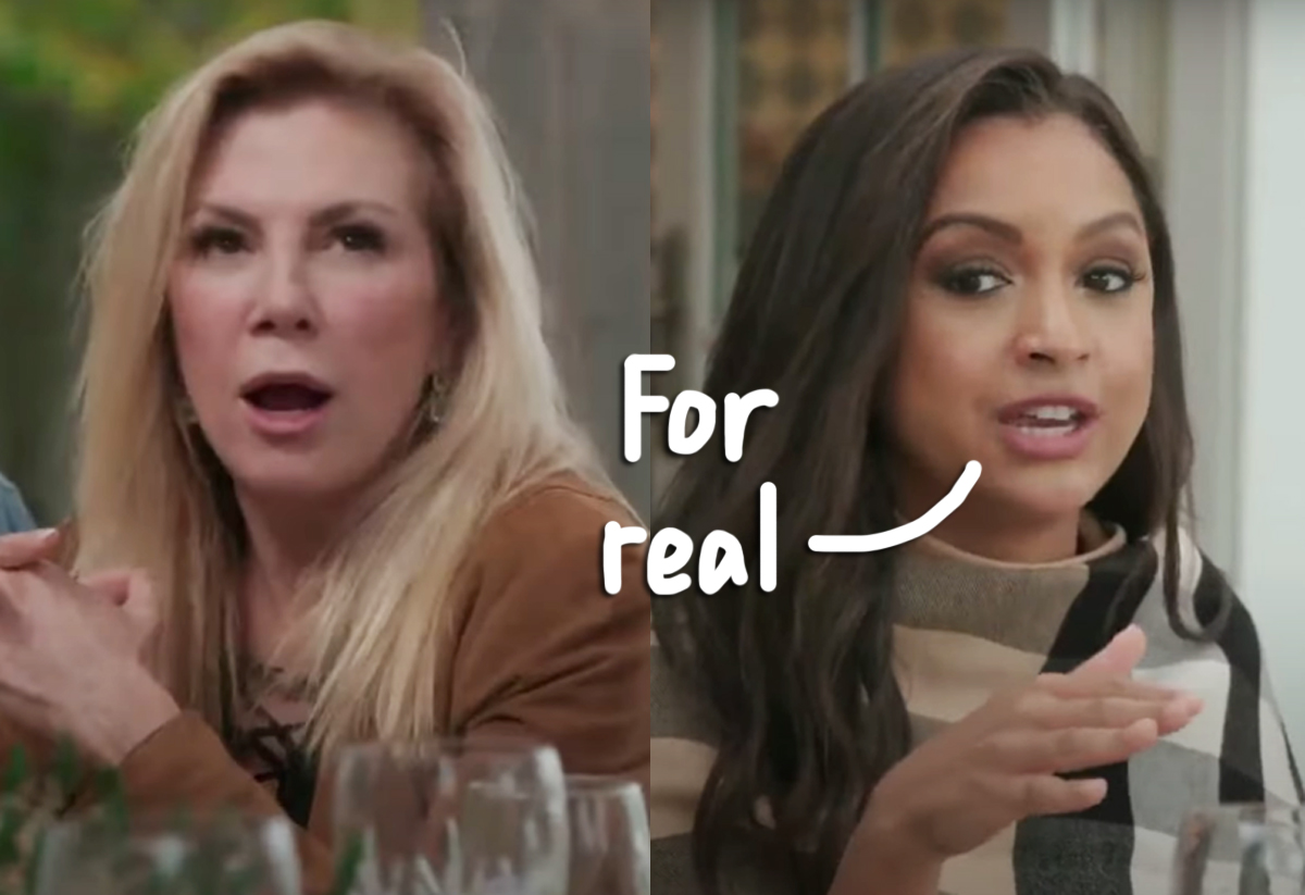 RHONY's First Black Cast Member Eboni Williams Shines In New Trailer — And Calls OG Ramona Singer Out!! WATCH!