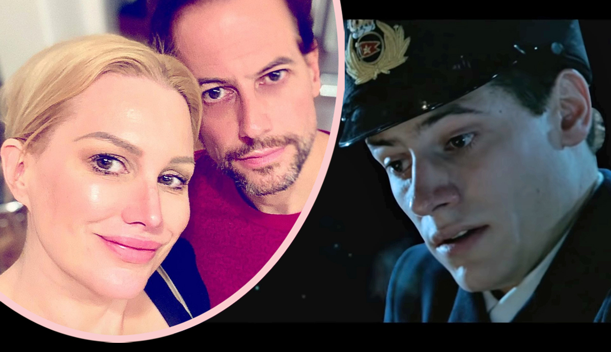 Titanic's Ioan Gruffudd Files For Divorce After Wife's Tweets About Being 'Mentally Tortured'