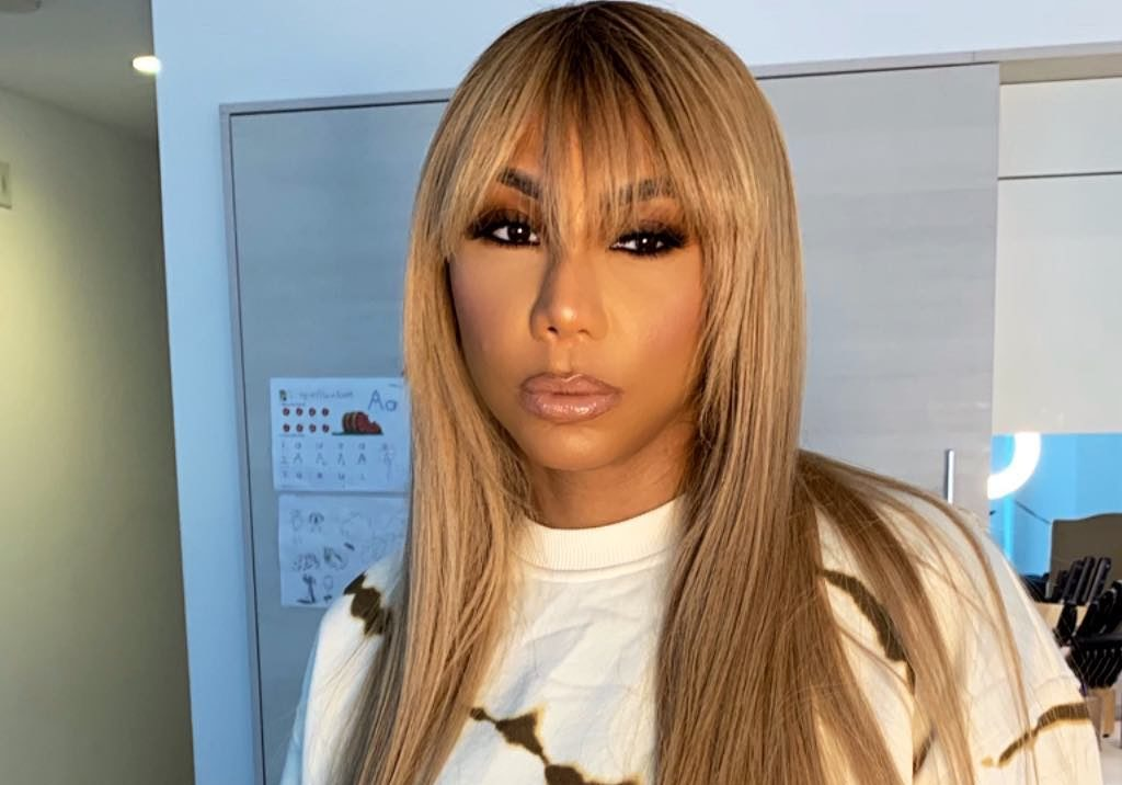 Tamar Braxton Shares A Throwback Photo Since She Was 22 Years Old