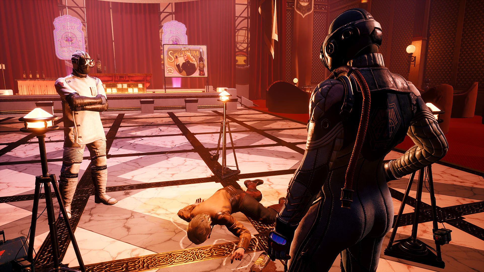 The Outer Worlds' second story DLC is out now with murder most foul