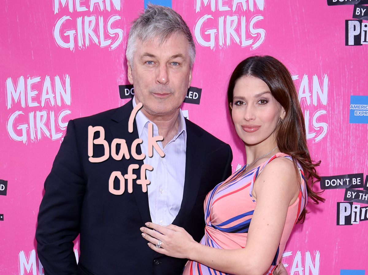 Alec Baldwin Tells Followers To 'Shut The F**k Up And Mind Your Own Business' Over New Baby Announcement!