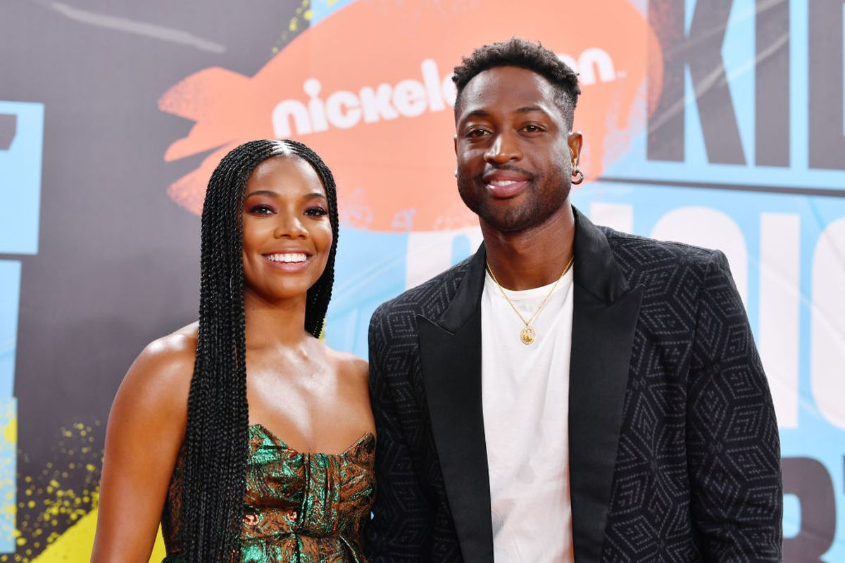 Gabrielle Union And Dwyane Wade's Latest Photoshoot Has Fans In Awe
