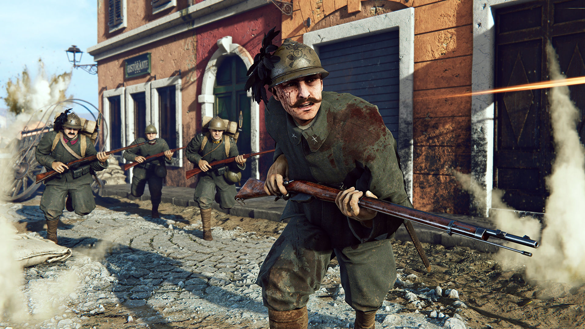 WW1 FPS Isonozo will continue the fight started by Verdun