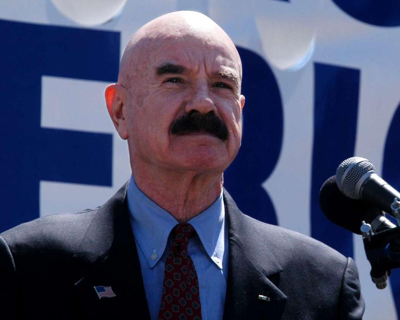 G. Gordon Liddy, the Chief Operative Behind the Watergate Scandal, Has Passed Away At The Age Of 90.+