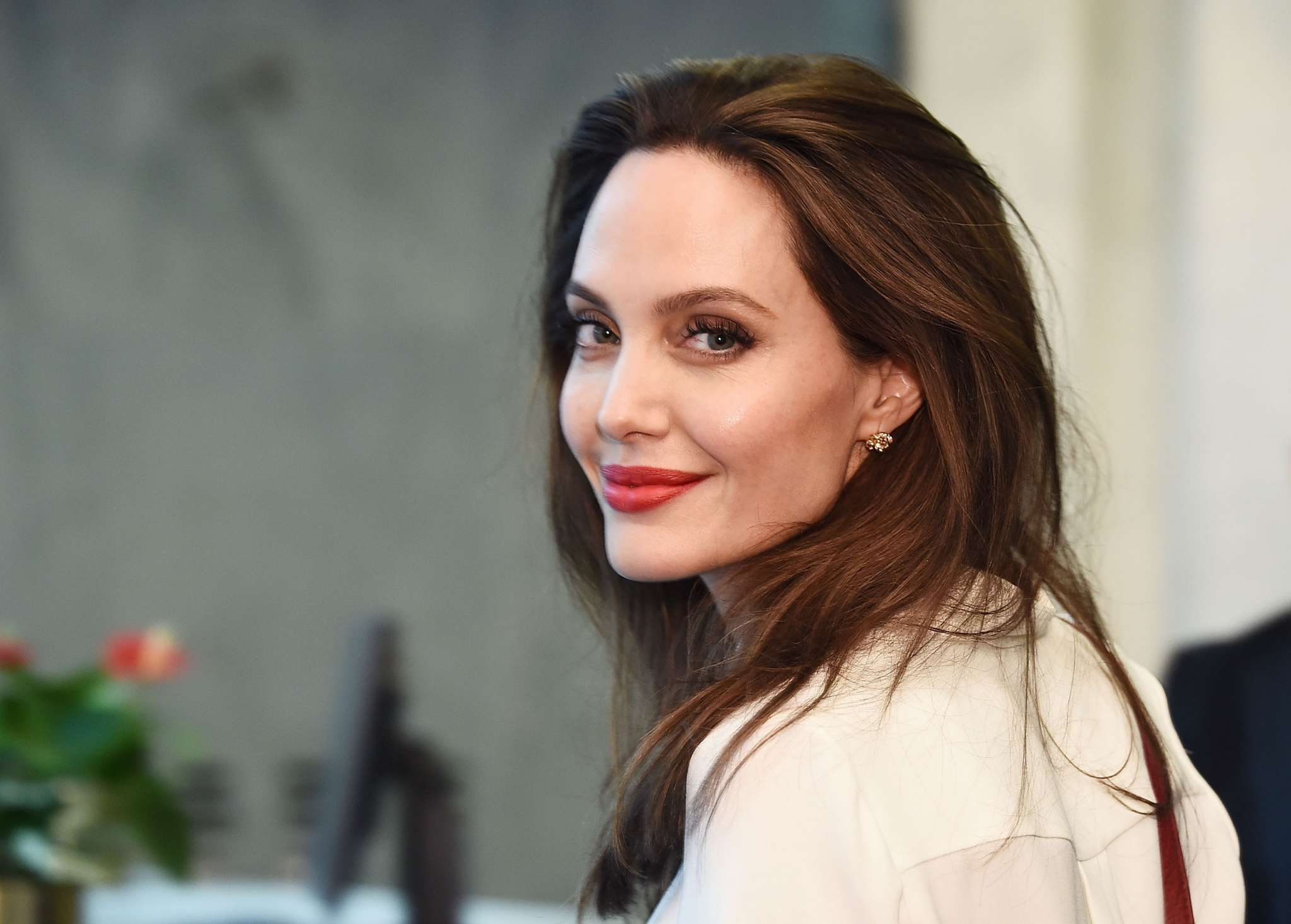 Is Angelina Jolie Looking For Love With Men And Women On Dating Apps Now That She's Moved On From Brad Pitt?
